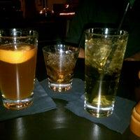 Photo taken at The Garage Restaurant & Bar by Brook J. on 4/17/2013