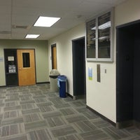 Photo taken at Student Services Building (SVC) by Christian G. on 5/14/2013