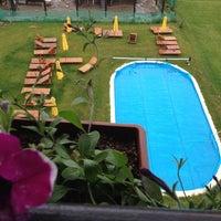 Photo taken at Orbel Hotel by Mariya G. on 6/2/2013