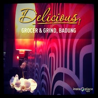 Photo taken at Grocer & Grind Seminyak by Bian B. on 5/25/2013