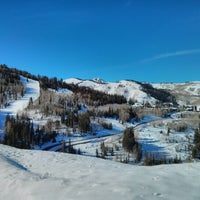 Photo taken at Stein Eriksen Lodge Deer Valley by Max B. on 1/20/2013