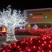 Photo taken at Civic Center - PRCA by Terry T. on 12/1/2014
