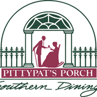 Photo taken at Pittypat's Porch by Pittypat's Porch on 5/5/2015