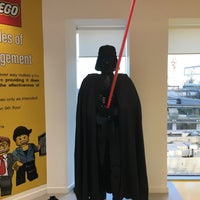 Photo taken at LEGO Office London by Ian B. on 1/5/2017