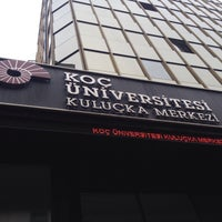 Photo taken at KWORKS / Koç Üniversitesi Girişimcilik Araştırma Merkezi by Murat B. on 10/23/2015