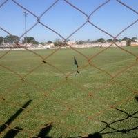 Photo taken at Estádio, Grêmio Esportio Pedro Osório ( GEPO ) by Kleberson C. on 6/9/2018