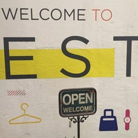 Photo taken at EST Fashion Gallery by Nusati S. on 8/23/2015