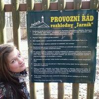 Photo taken at Rozhledna Jarník by Jaroslav H. on 3/16/2013