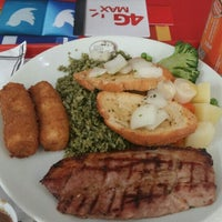 Photo taken at Baby Beef Express by Thiaguinho M. on 8/25/2015