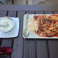 Photo taken at Orient Restauracja by Valery P. on 8/17/2013