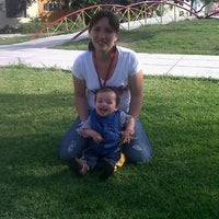Photo taken at Parque San Andres by Juan M. on 11/4/2012