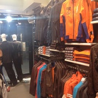 Photo taken at Stone Island by Ahmed N. on 11/26/2012
