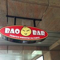 Photo taken at Bao Bar by Jason M. on 7/16/2013