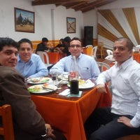 Photo taken at Restaurant Castope by Jose B. on 10/22/2012