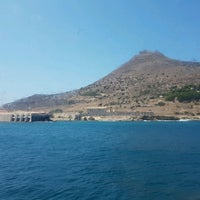Photo taken at Porto Turistico Marina Di Favignana by Laine I. on 8/25/2016
