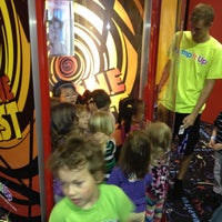 Photo taken at Pump It Up by Dylan H. on 5/19/2013