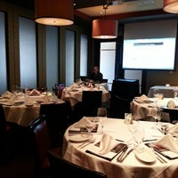 Photo taken at Ruth's Chris Steak House - Clayton, MO by Euclid S. on 8/6/2013