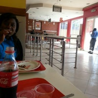 Photo taken at Chicken Republic by Hauwa I. on 12/2/2012
