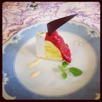 Photo taken at レストラン鯛萬 by なかみら on 10/26/2012