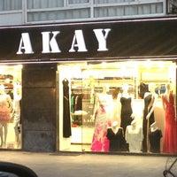 Photo taken at Akay Tuhafiye by Mustafa A. on 4/22/2013