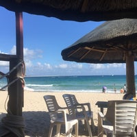 Photo taken at Surf Circus Beach Bar by Martochka B. on 8/5/2016