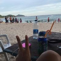 Photo taken at Surf Circus Beach Bar by Martochka B. on 8/7/2016