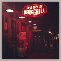 Photo taken at Rudy's Bar & Grill by Jeb R. on 5/3/2013