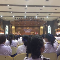 Photo taken at Ave Maria Hall by ปาย on 6/27/2016