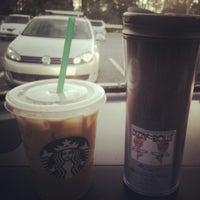 Photo taken at Starbucks by Alyssa I. on 1/25/2013