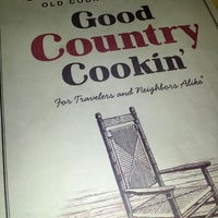 Photo taken at Cracker Barrel Old Country Store by Jesse M. on 9/16/2012