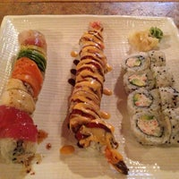 Photo taken at Osaka Japanese Steak And Sushi by Brandon S. on 4/29/2013
