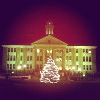 Photo taken at James Madison University by Andrew H. on 12/11/2012