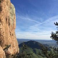 Photo taken at Bishop Peak (The Summit) by Piper on 1/15/2017
