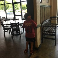 Photo taken at Wingstop by Brian B. on 7/28/2016