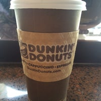 Photo taken at Dunkin Donuts by Merve E. on 8/7/2015