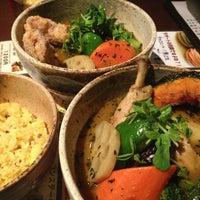 6/12/2013に柳 喜.がスープカリーイエローで撮った写真