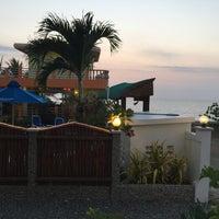 Photo taken at P&M Final Option Beach Resort & German Bistro by Bella S. on 4/25/2017