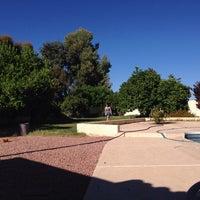 Photo taken at Heritage Elementary School by Kelli K. on 9/27/2013
