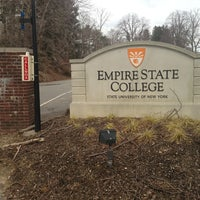 Photo taken at Empire State College by Gaetan P. on 3/17/2013
