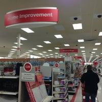 Photo taken at Target by Gaetan P. on 2/3/2013