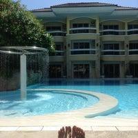 Photo taken at Henann Regency Resort and Spa by Emi Y. on 7/1/2013