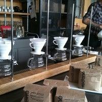 Foto diambil di Octane Coffee + Little Tart Bakeshop oleh Tonya C. pada 10/7/2012