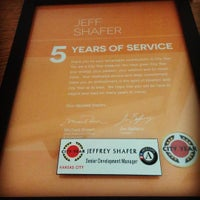 Photo taken at City Year, Inc. by Jeff S. on 7/15/2015