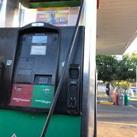 Photo taken at Gasolinera 110 by Ramón M. on 4/28/2018