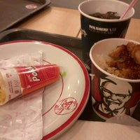Photo taken at KFC by Regiliana P R. on 11/17/2012