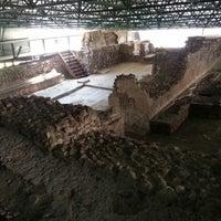 Foto tomada en Museo del Templo Mayor por Enrique V. el 10/16/2012