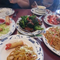Photo taken at Happy Chinese Restaurant by Francis O. on 4/26/2013