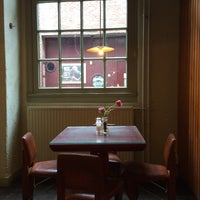 Photo taken at Cafe Verheyden by Doris on 3/22/2016