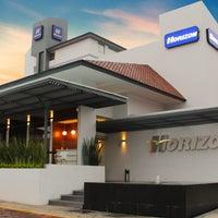 Photo taken at Hotel Horizon Morelia by Hotel Horizon Morelia on 7/30/2015