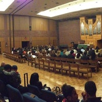 Photo taken at Concordia College by Marlane R. on 10/17/2012